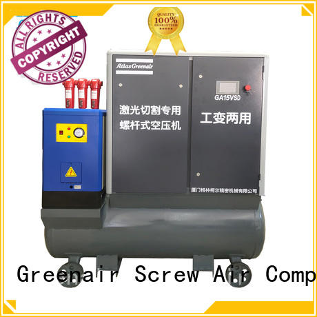 top vsd compressor atlas copco with a single air compressor customization