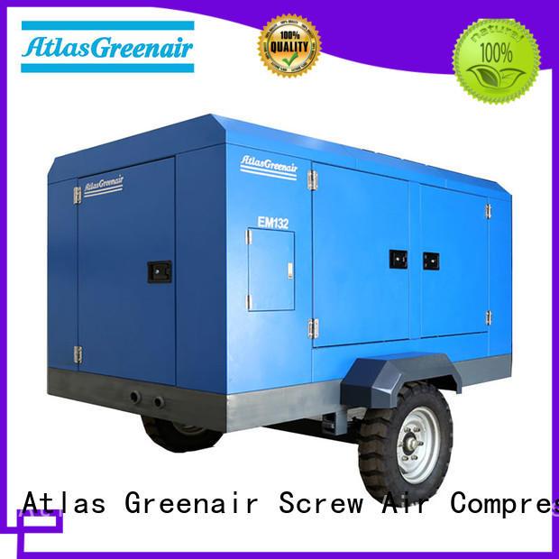 Atlas Greenair Screw Air Compressor high quality electric rotary screw air compressor manufacturer wholesale