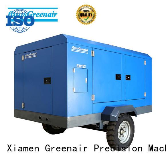 Atlas Greenair Screw Air Compressor high quality electric rotary screw air compressor em wholesale