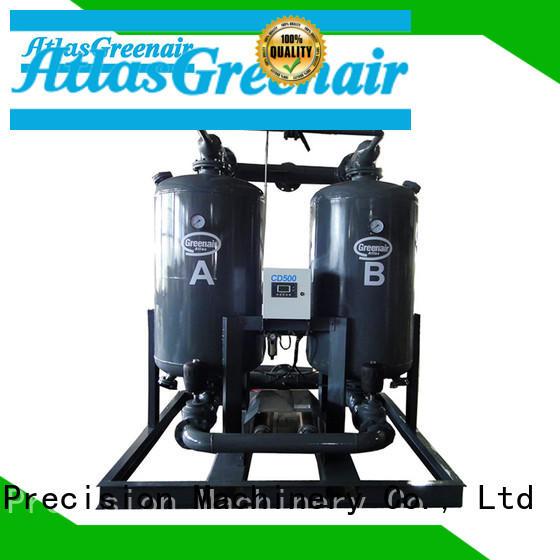 high quality air compressor desiccant dryer supplier for a high precision operation