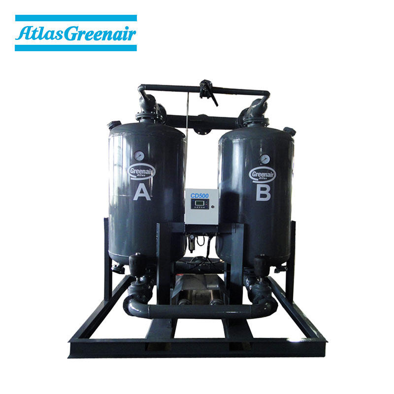 CD Series Of Desiccant Air Dryer