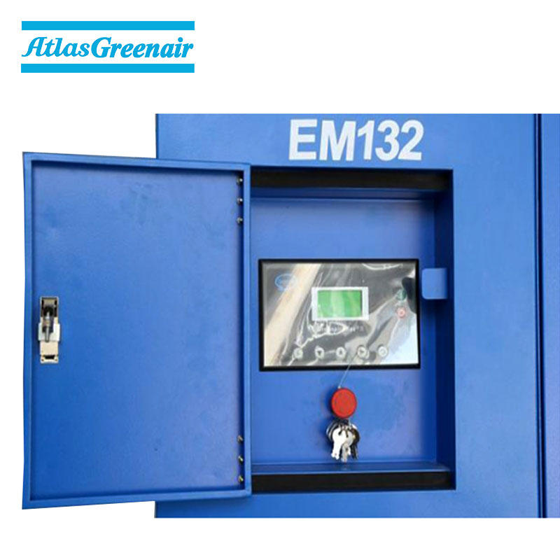 EM Series Electric  Rotary Screw Air Compressor