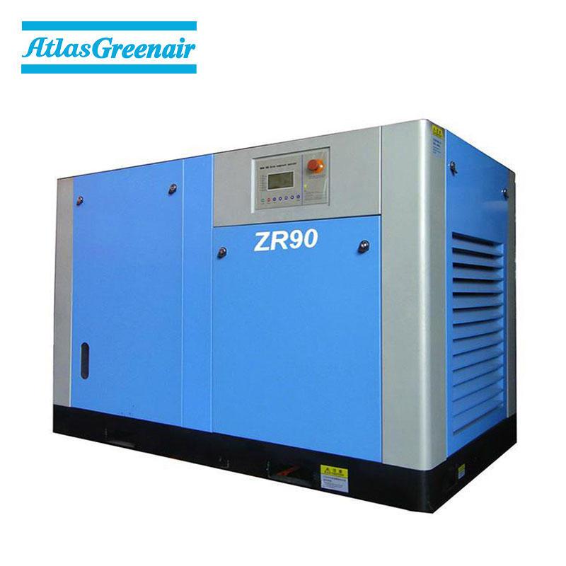 ZR Oil Free Rotary Screw Air Compressor