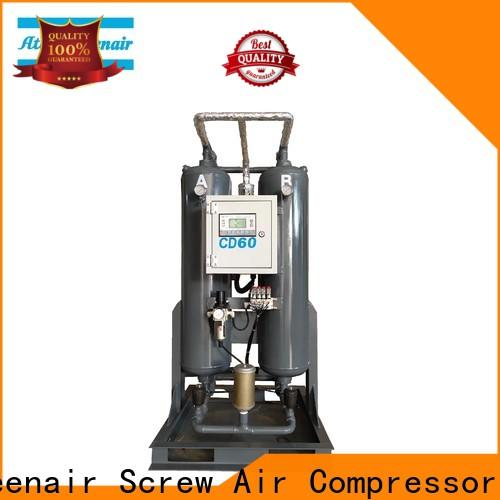 Atlas Greenair Screw Air Compressor compressed air dryer for busniess for sale