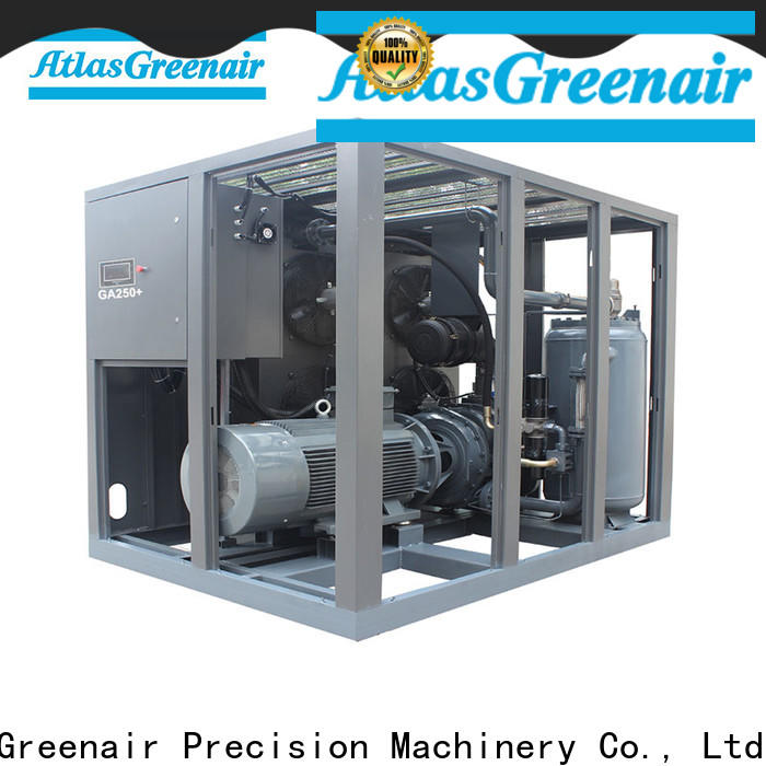 Atlas Greenair Screw Air Compressor atlas copco screw compressor supplier wholesale