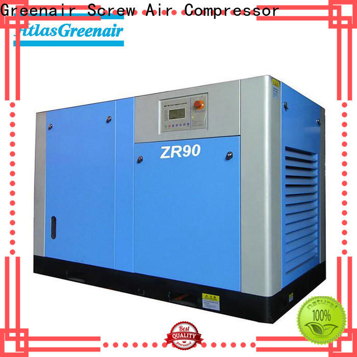 popular oil free rotary screw air compressor company for sale