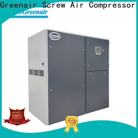 Atlas Greenair Screw Air Compressor wholesale atlas copco screw compressor with an oil content for sale