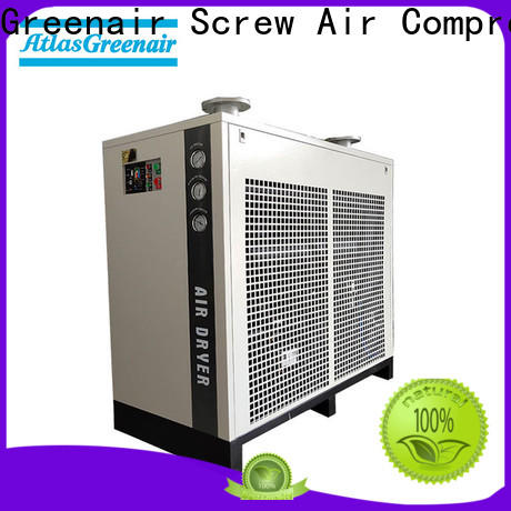 Atlas Greenair Screw Air Compressor air dryer for compressor supplier for tropical area