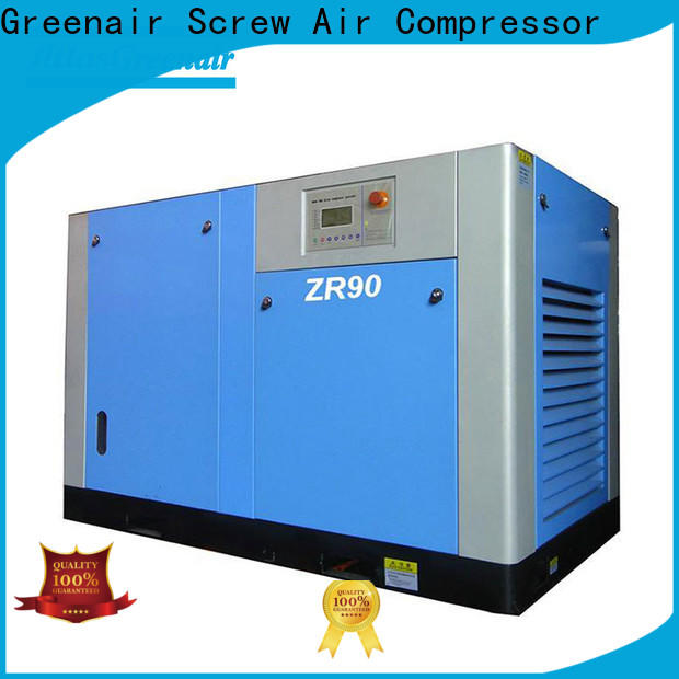 best oil free rotary screw air compressor factory for tropical area