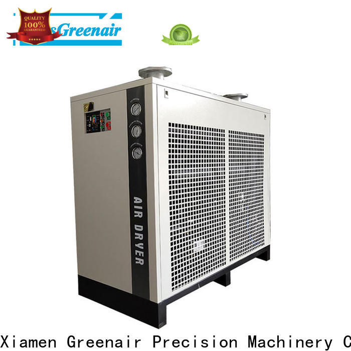 Atlas Greenair Screw Air Compressor custom refrigerated air dryer manufacturer for sale
