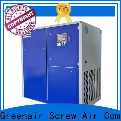 Atlas Greenair Screw Air Compressor top vsd compressor atlas copco with a single air compressor for sale