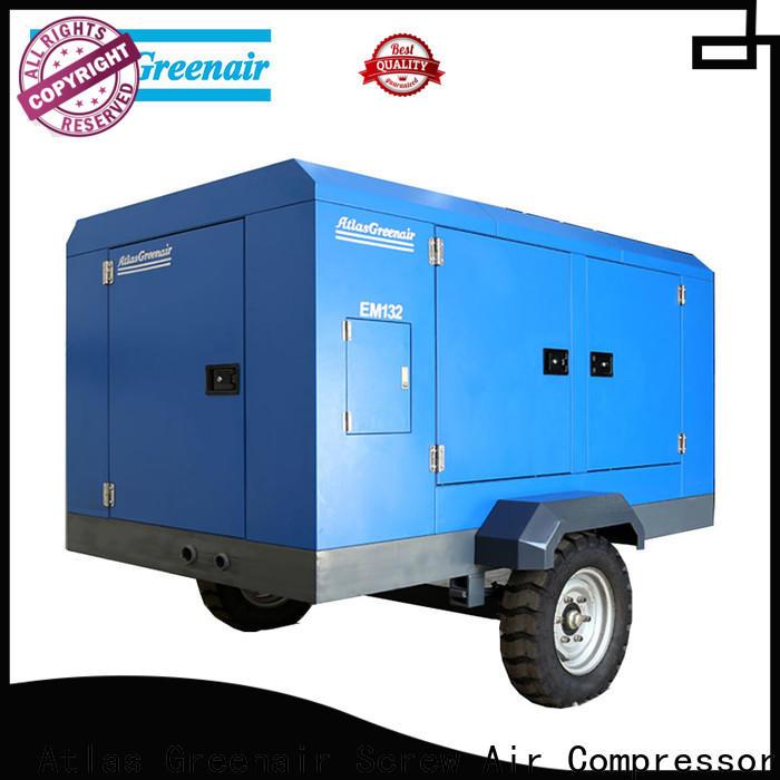 wholesale portable screw compressor manufacturer for sale