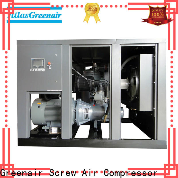 wholesale variable speed air compressor with four pole motor for sale