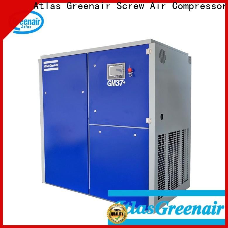 Atlas Greenair Screw Air Compressor vsd compressor atlas copco supplier for tropical area
