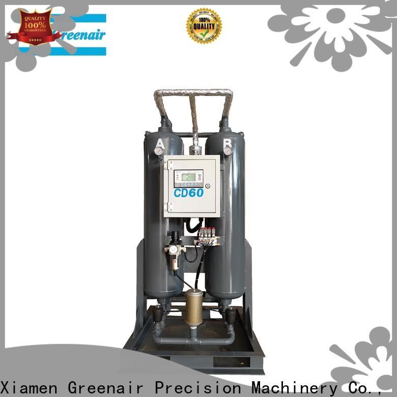 Atlas Greenair Screw Air Compressor custom compressed air dryer factory wholesale