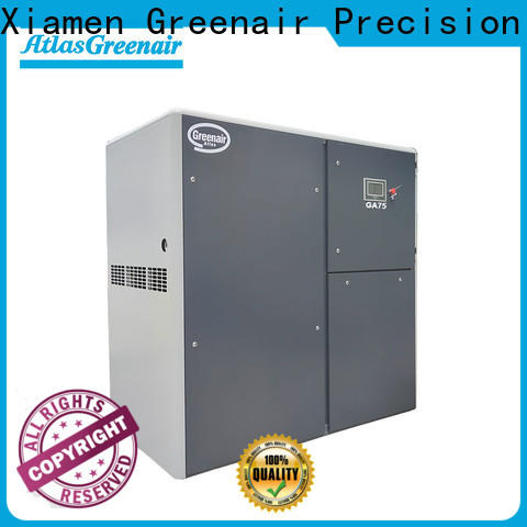 ga fixed speed rotary screw air compressor factory for sale
