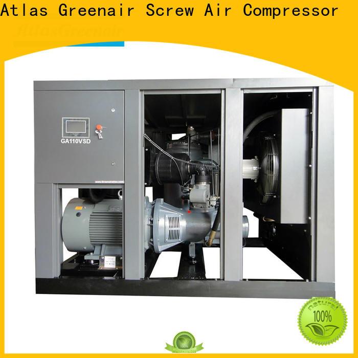 Atlas Greenair Screw Air Compressor top vsd compressor atlas copco supplier for tropical area