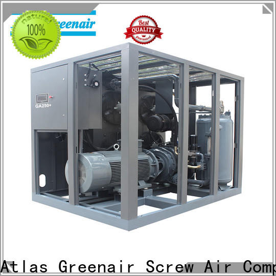 high quality atlas copco screw compressor company wholesale