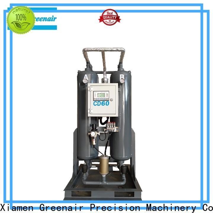 Atlas Greenair Screw Air Compressor superior quality compressed air dryer supplier wholesale
