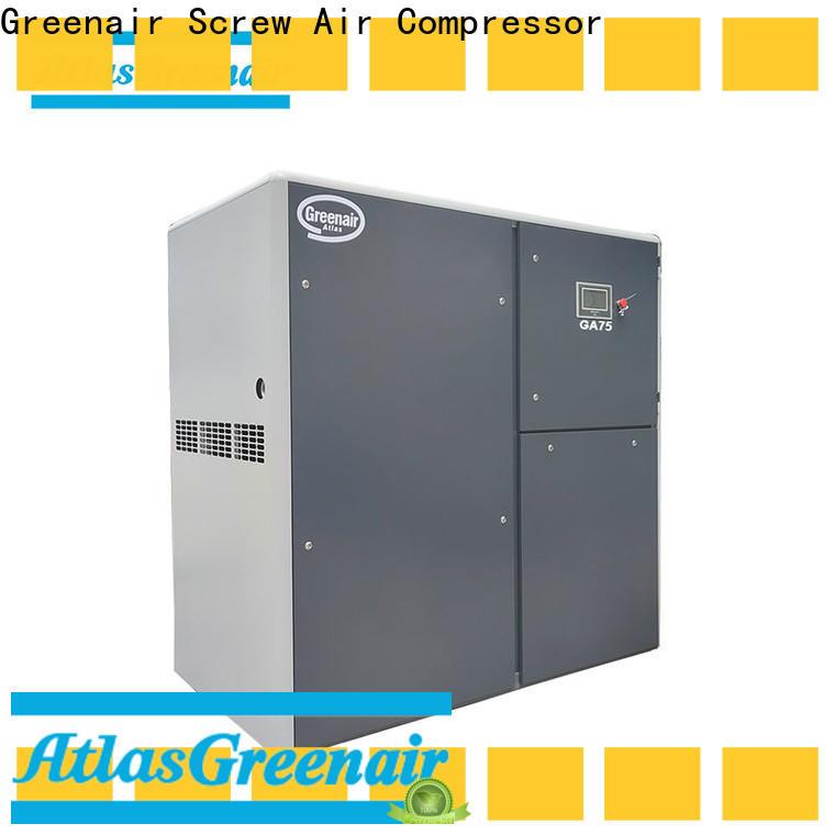 Atlas Greenair Screw Air Compressor new atlas copco screw compressor company for sale