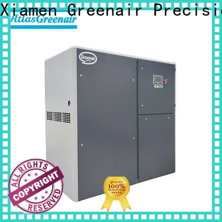 Atlas Greenair Screw Air Compressor ga atlas copco screw compressor supplier for tropical area