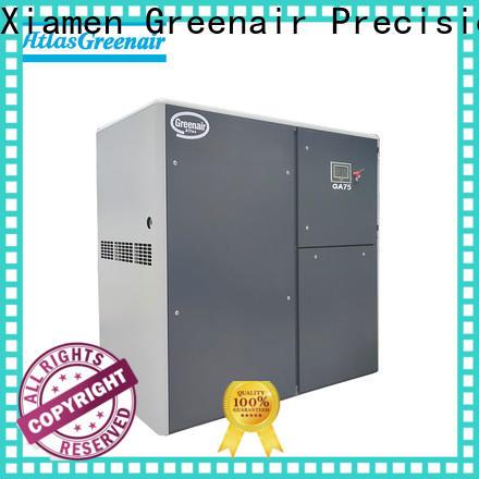 Atlas Greenair Screw Air Compressor ga atlas copco screw compressor supplier for tropical area