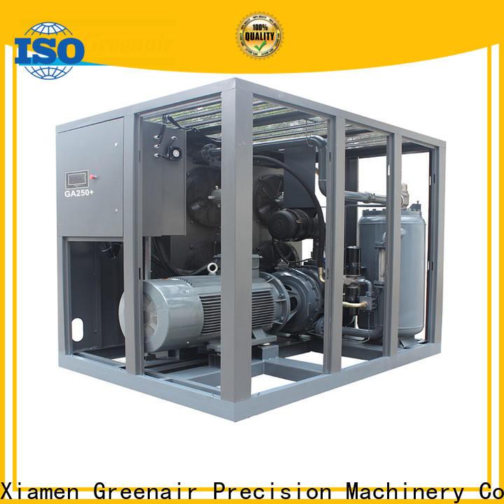 Atlas Greenair Screw Air Compressor fixed speed rotary screw air compressor for busniess wholesale