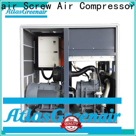 high quality vsd compressor atlas copco with four pole motor for tropical area