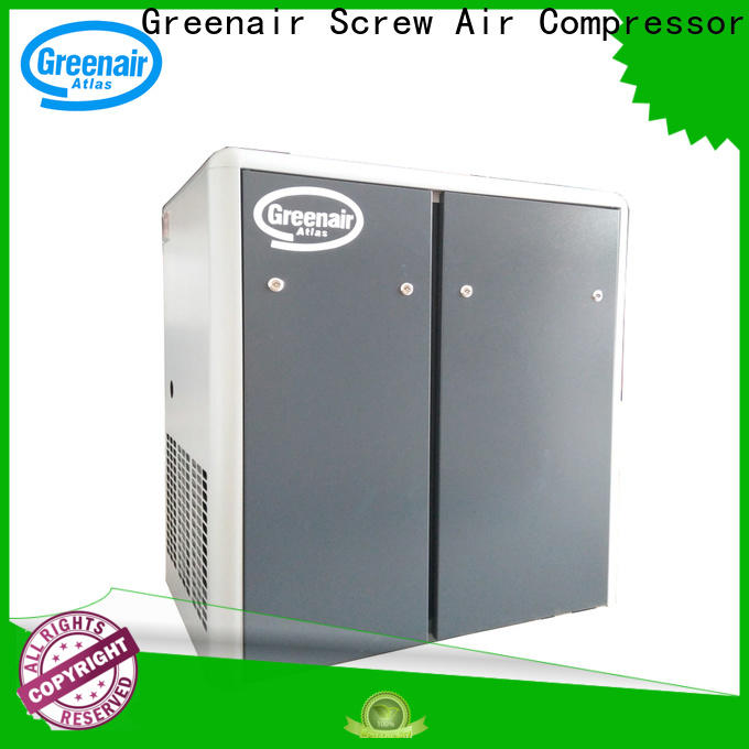 custom fixed speed rotary screw air compressor manufacturer for sale