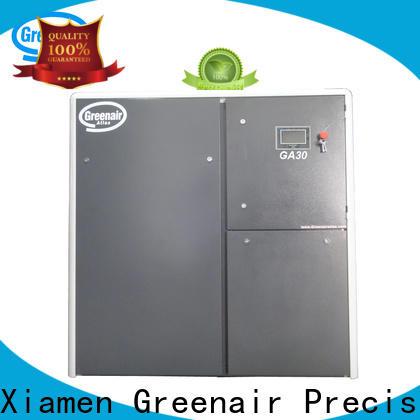 Atlas Greenair Screw Air Compressor fixed speed rotary screw air compressor factory wholesale
