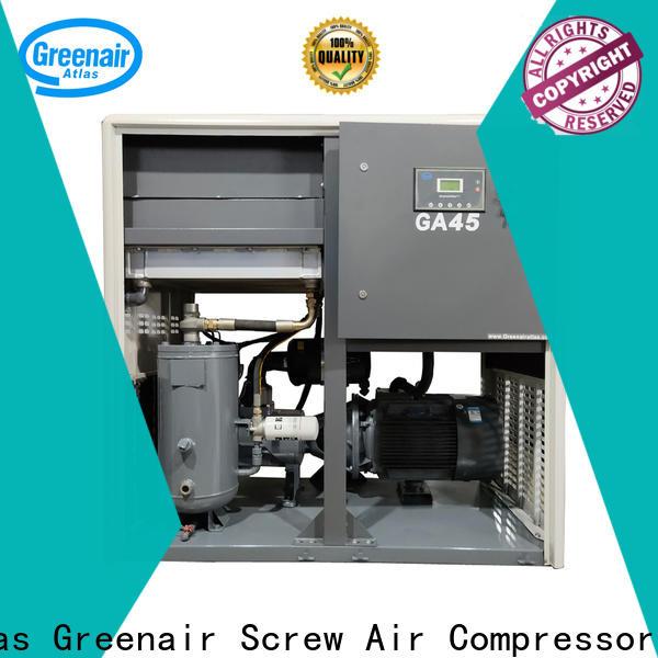 custom atlas copco screw compressor manufacturer for sale