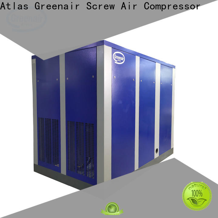 Atlas Greenair Screw Air Compressor best fixed speed rotary screw air compressor for busniess for tropical area