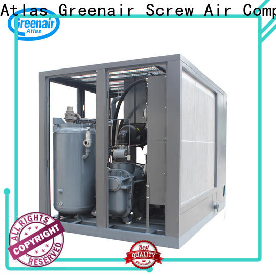 Atlas Greenair Screw Air Compressor atlas copco screw compressor supplier for tropical area