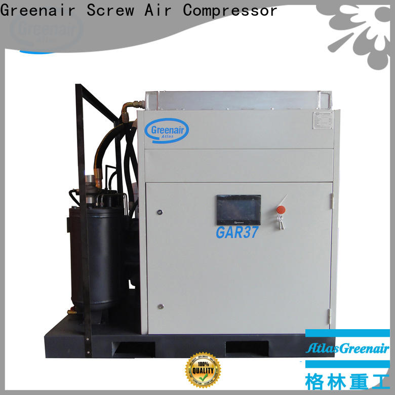 new fixed speed rotary screw air compressor supplier wholesale