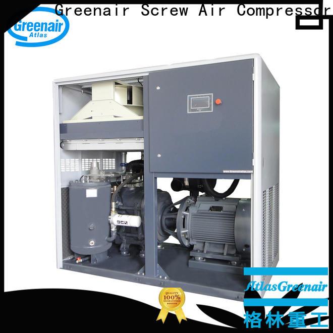 Atlas Greenair Screw Air Compressor vsd compressor atlas copco company for tropical area