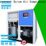 Atlas Greenair Screw Air Compressor skf fixed speed rotary screw air compressor company for tropical area
