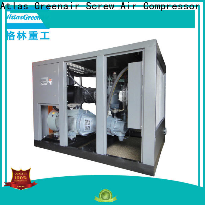 top fixed speed rotary screw air compressor factory for tropical area