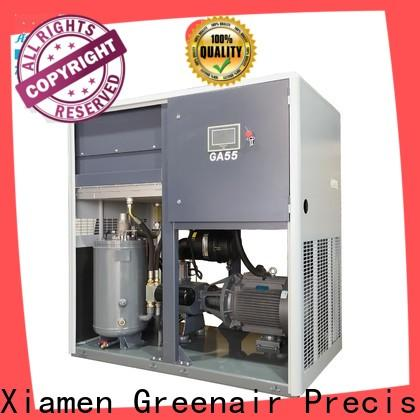 Atlas Greenair Screw Air Compressor fixed speed rotary screw air compressor company wholesale