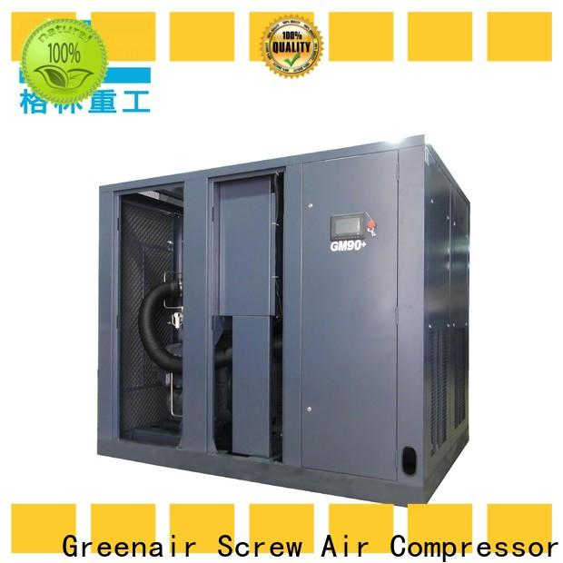 Atlas Greenair Screw Air Compressor high quality vsd compressor atlas copco company for tropical area