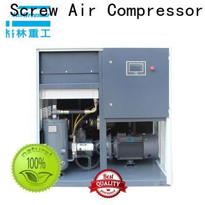 Atlas Greenair Screw Air Compressor best variable speed air compressor with four pole motor customization