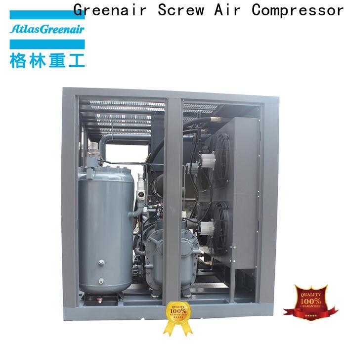 Atlas Greenair Screw Air Compressor ga atlas copco screw compressor factory for sale