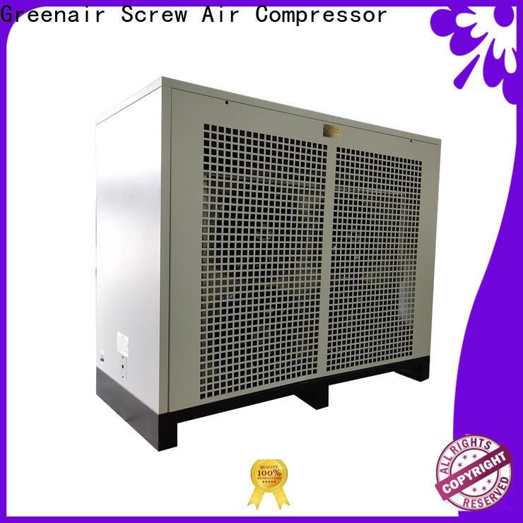 Atlas Greenair Screw Air Compressor high end air dryer for compressor thick copper pipe wholesale
