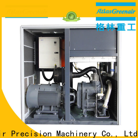 best variable speed air compressor with four pole motor customization