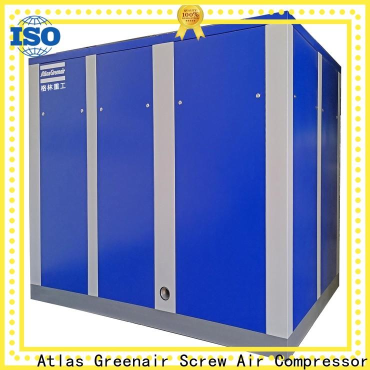 Atlas Greenair Screw Air Compressor vsd compressor atlas copco with a single air compressor for tropical area