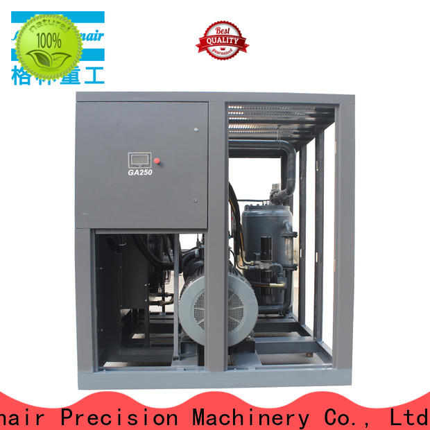Atlas Greenair Screw Air Compressor fixed speed rotary screw air compressor factory for sale