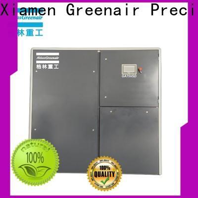 Atlas Greenair Screw Air Compressor customized vsd compressor atlas copco with a single air compressor for tropical area