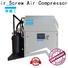 Atlas Greenair Screw Air Compressor single stage fixed speed rotary screw air compressor company for tropical area