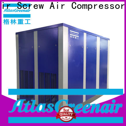 Atlas Greenair Screw Air Compressor vsd compressor atlas copco manufacturer for tropical area