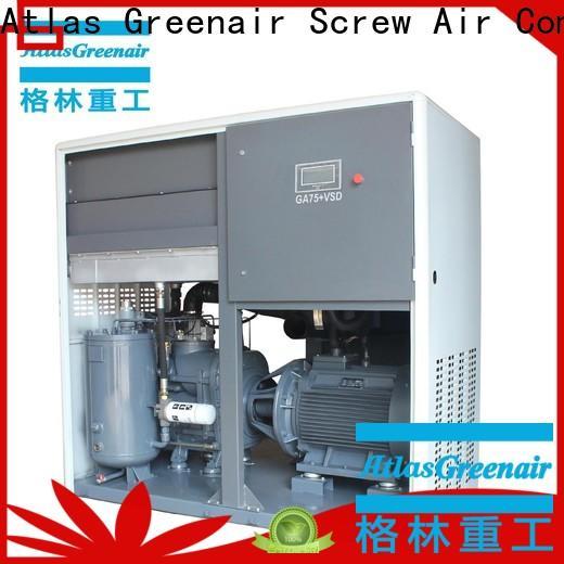 Atlas Greenair Screw Air Compressor vsd compressor atlas copco for busniess for sale