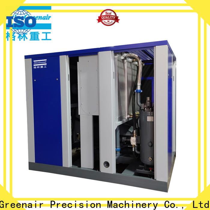 Atlas Greenair Screw Air Compressor fixed speed rotary screw air compressor with an oil content for tropical area